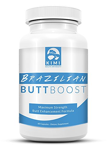 Butt Enhancement Pills | Brazilian Butt Boost - The BEST Top Rated Natural Augmentation that works
