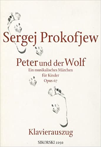 `FREE` Peter And The Wolf, Op. 67: Vocal Score. subtool Quiza banner fully together provide marlong legal