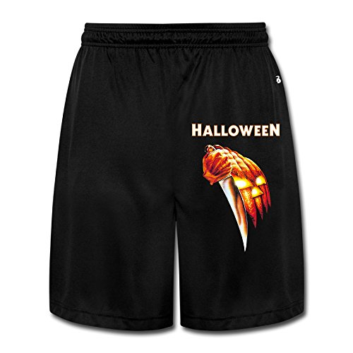 MESTT Men's Halloween Performance Sports Athletic Shorts Sweatpants]()