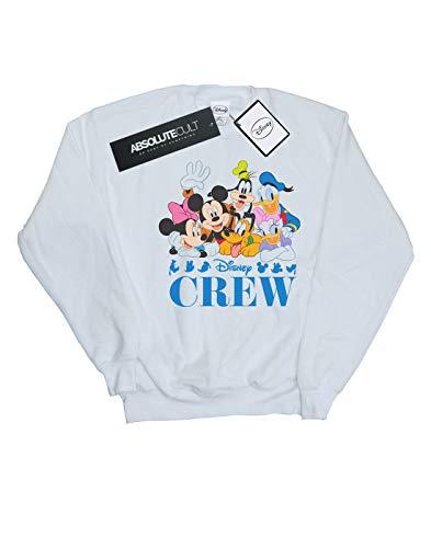 Mouse Mujer Disney De Blanco Entrenamiento Friends Mickey Camisa fzEqxRE7w