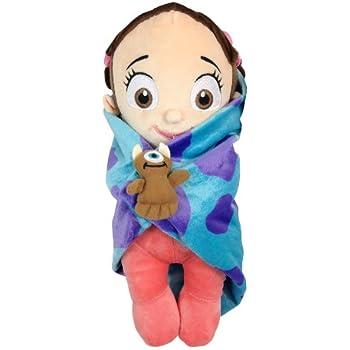 Amazon Com Disney Park Baby Rapunzel In A Blanket Plush