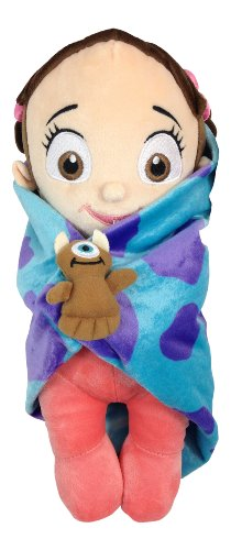 (Disney Baby Boo in a Blanket Plush Doll Monsters)