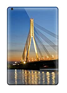 Vicky C. Parker's Shop New Arrival Cover Case With Nice Design For Ipad Mini 2- Riga Night Lights