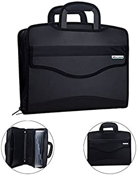 Light A4 Tote Hand Bag School Briefcase Document Holder File Laptop Notebook