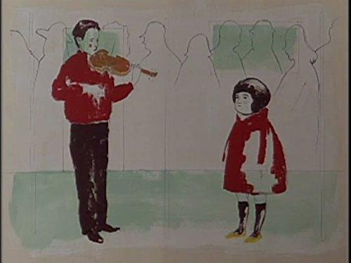 The Violin Story