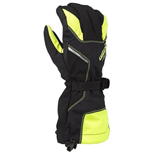 Klim Klimate Gloves (XX-LARGE) (HI-VIS)