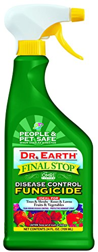 Dr. Earth Final Stop Disease Control Fungicide 24 oz (Disease Control Fungicide)