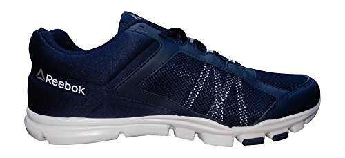 Xwide Cross Reebok 9 Trainer Men's Yourflex Met Shoe Silver Train White Navy Collegiate 0 WSZZXYwq