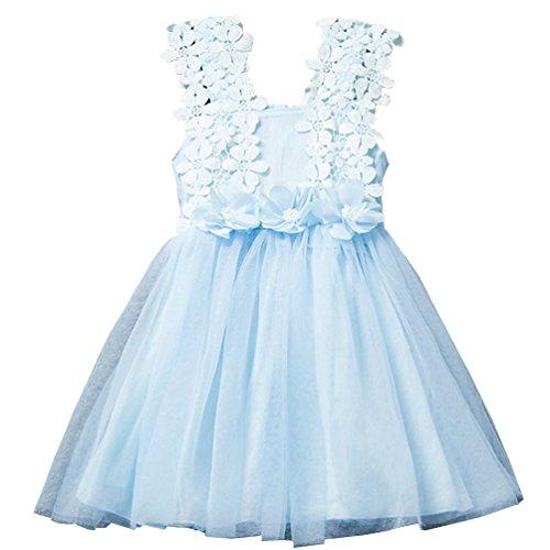 Beautiful Flower Girl Dress - 7
