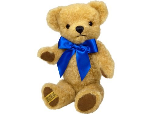 Merrythought Curly Gold Teddy Bear 35cm by Merrythought