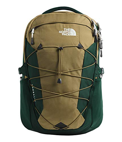 The North Face Borealis Men's Backpack, British Khaki/Night Green