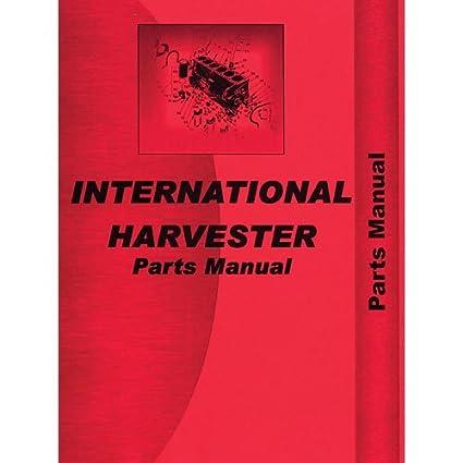 Amazon Parts Manual