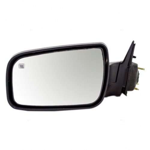 Power Foldaway Heated Side View Door Mirror Assembly W/PUDDLE Driver Left LH ()