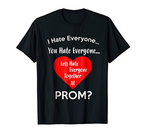 Funny Prom T-shirt - Prom Proposal Idea Tee Shirt ()