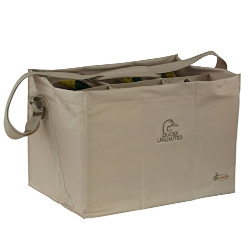 Avery Outdoors 00152 6 Slot Duck Bag Hunting & Shooting Equipment, Field...