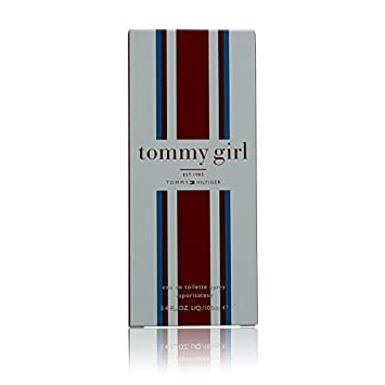 Tommy Girl Tommy Hilfiger Edt Cologne Spray New Packaging 3.4 Oz 100 Ml W
