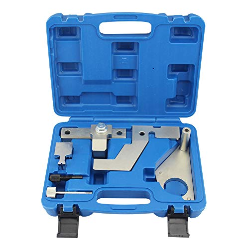 Engine Timing Tool Kit - UTOOL Engine Timing Tool Kit for Range Land Rover JLR 2.0 Si4 Evoque Freelander Discovery