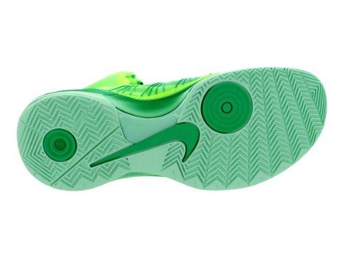 e86f8578fd6 Nike Mens Hyperdunk 2013 Basketball Shoe Flash Lime Gamma Green Arctic Green