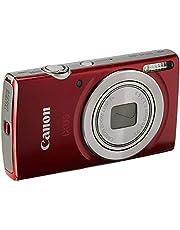 Canon IXUS 185 Digital Camera, Red