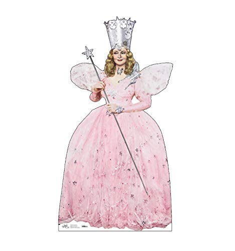 America Deluxe Wizard Dress - Advanced Graphics Glinda the Good Witch Life Size Cardboard Cutout Standup - The Wizard of Oz 75th Anniversary (1939 Film)