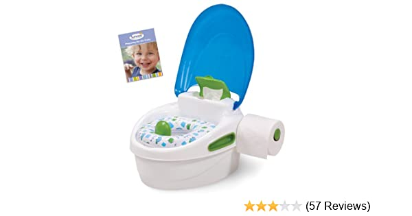 Orinal Summer Infant Step By Step Potty Neutral