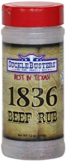 product image for SuckleBusters 1836 Beef BBQ Rub