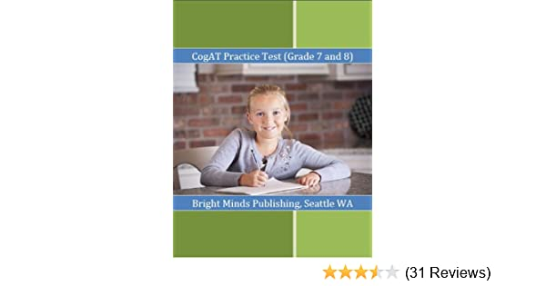 Amazon cogat practice test grade 7 and 8 ebook bright minds amazon cogat practice test grade 7 and 8 ebook bright minds publishing kindle store fandeluxe Choice Image