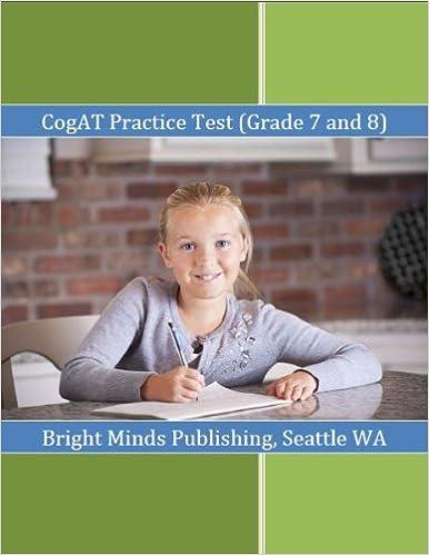 Amazon cogat practice test grade 7 and 8 ebook bright minds cogat practice test grade 7 and 8 kindle edition fandeluxe Gallery
