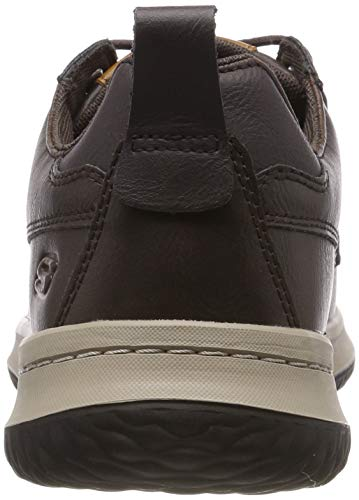 Delson Mocasines elmino chocolate Skechers Chocolate Para Marrón Hombre AEdO1dxqwB