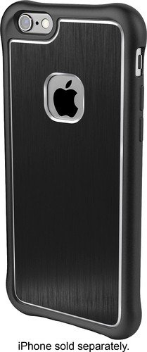 ltra Slim Case for Apple iPhone 6 Plus, 6s Plus - Black ()