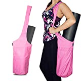 fitter's niche Yoga Mat Bag Tote Sling Carrier