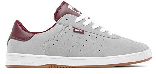 Etnies The Scam - Zapatillas de skate Hombre Weiß (White/Navy/Gum)