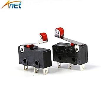 Impresora 3D - 6 unidades por lote KW11-3Z Interruptor de límite ...