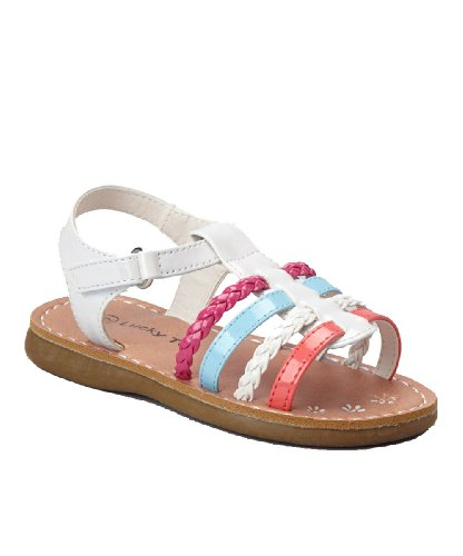 multi colored sandals - 4