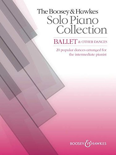 Read Online The Boosey & Hawkes Solo Piano Collection: Ballet & Other Dances pdf epub