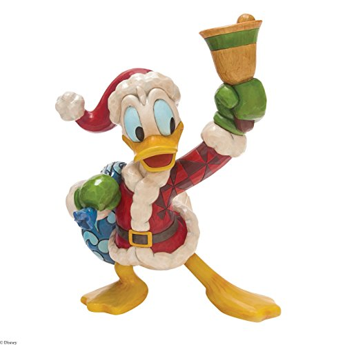 Jim Shore for Enesco Disney Traditions by Donald Duck Figurine, 14