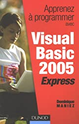 Apprenez à programmer avec Visual Basic 2005 Express