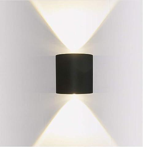 Aplique de Pared LED Lámpara de Pared Luz Arriba y Abajo Lámpara de Pared de 3.5