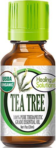 (Healing Solutions Organic Tea Tree 30ml)
