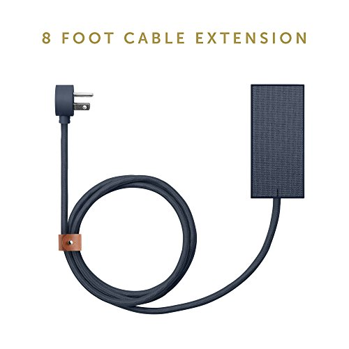 Native Union SMART HUB BRIDGE - 8ft Power Extension with 4 x USB Ports (Including 1 x USB-C Port) with 2 x AC Outlets - Fast Charging for iPhone, iPad, Smartphones, Computers and Tablets (Marine) by Native Union (Image #2)