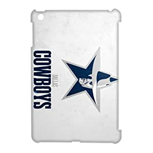 NFL Dallas Cowboys Fashionable 3D Team Logo Snap-on Back Cover Case for iPad Mini 2