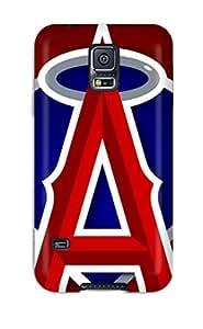 4319501K790982805 anaheim angels MLB Sports & Colleges best Samsung Galaxy S5 cases