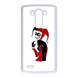 LG G3 Joker Harley Quinn pattern design Phone Case