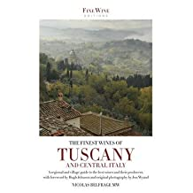 [(The Finest Wines of Tuscany and Central Italy)] [Author: Nicolas Belfrage] published on (August, 2009)