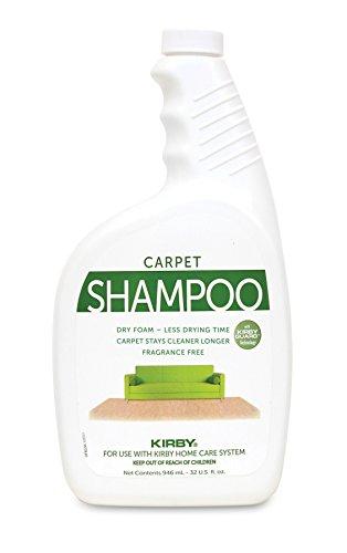 Kirby 32oz. Unscented Carpet Shampoo