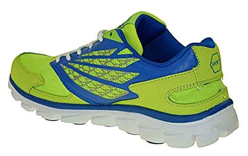 Turnschuhe Sneaker Schuhe Art 702 Neon Sportschuhe Herren Neu qaFcPSxCw