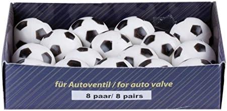 M-Wave Balón Tapón de Válvula, Unisex Adulto, Blanco, Talla Única ...