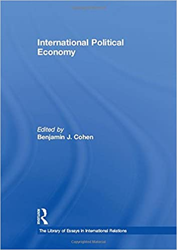 Book International Political Economy (The Library of Essays in International Relations)