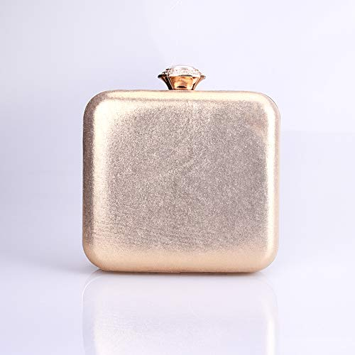 Small With Slanting Golden Bag Wind Ladies' Bottles JUZHIJIA Bags Fragrant Perfume Women'S Flowers 6gqddZw