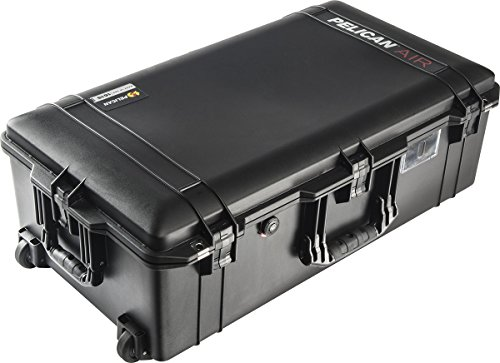 Pelican Air 1615 Case With Foam (Black) by Pelican
